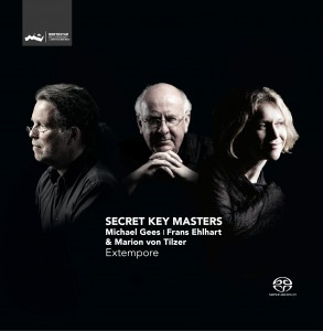 CC72656 Secret Key Masters - cover