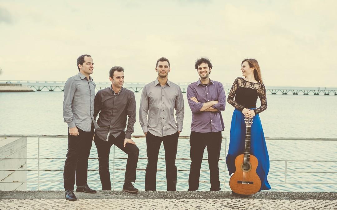Lisbon Guitar Quartet + Teresa Macedo